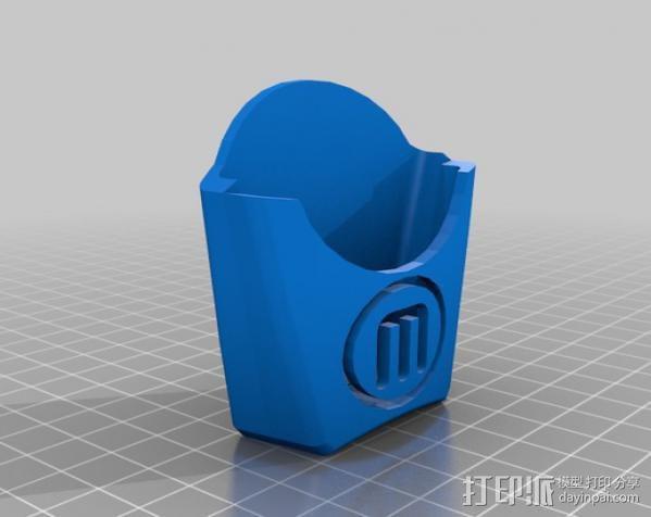 薯条  3D模型  图1