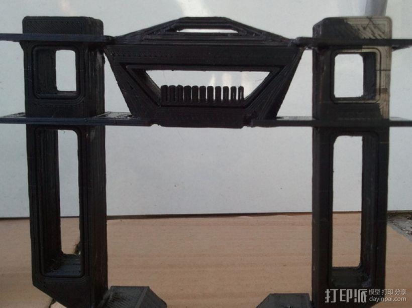 《创战纪》 识别器 3D模型  图2