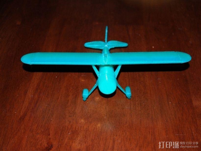 Fairchild 22 飞机 3D模型  图18