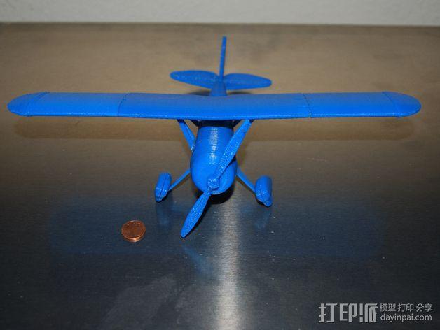 Fairchild 22 飞机 3D模型  图21