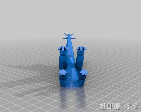 剑龙 3D模型  图1