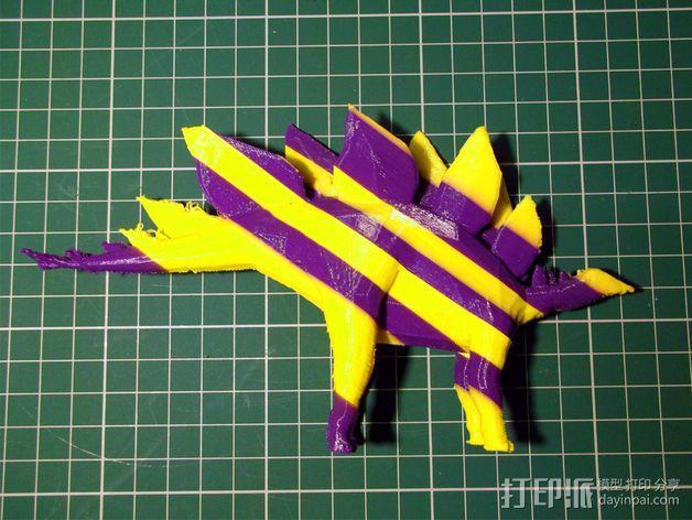 剑龙 3D模型  图3