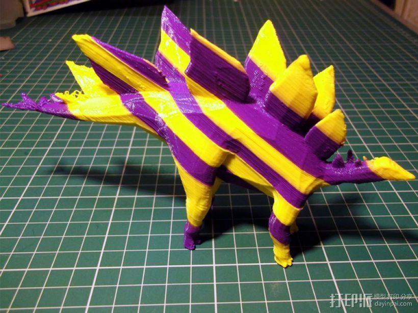 剑龙 3D模型  图4