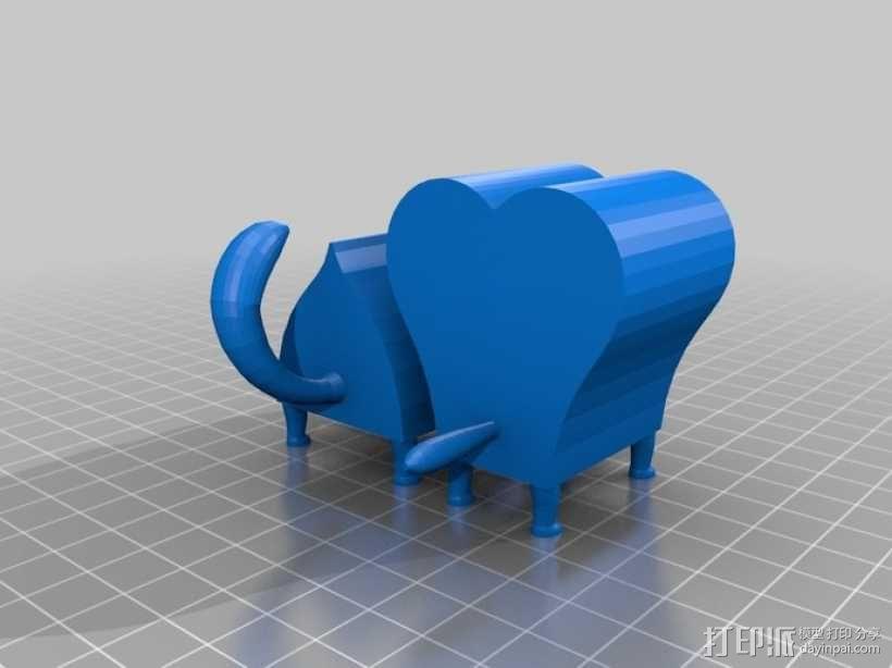Pushpaw & Pupshaw  玩偶 3D模型  图3