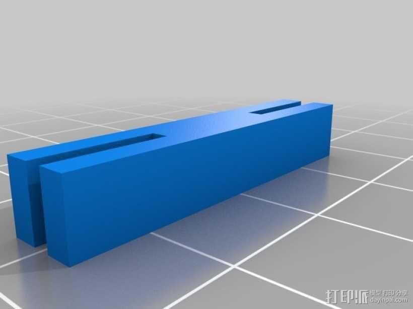迷你电车 3D模型  图5