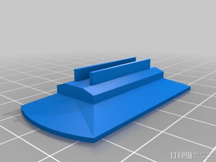 迷你电车 3D模型  图6