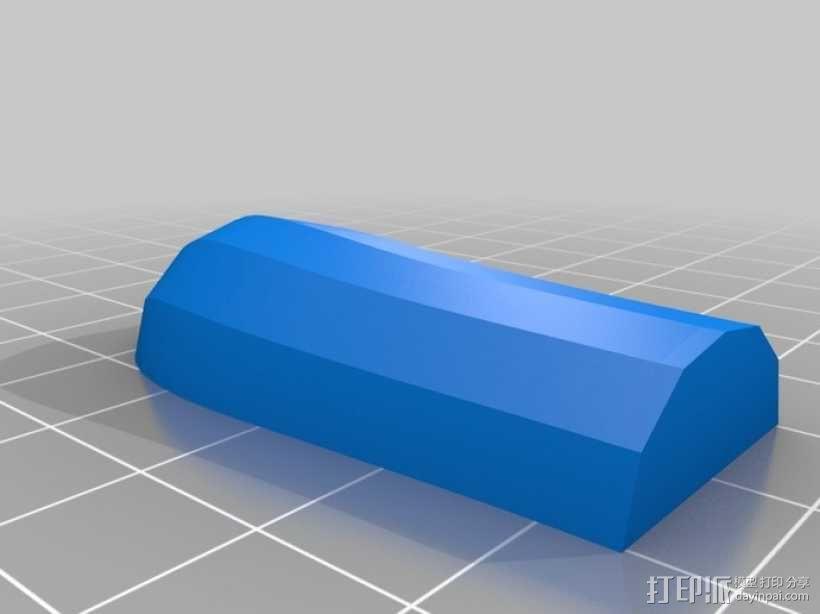 小船 3D模型  图4