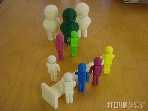 克娄巴特拉方尖碑 3D模型  图4