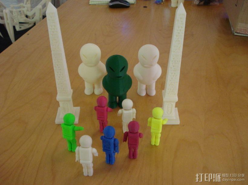 克娄巴特拉方尖碑 3D模型  图6