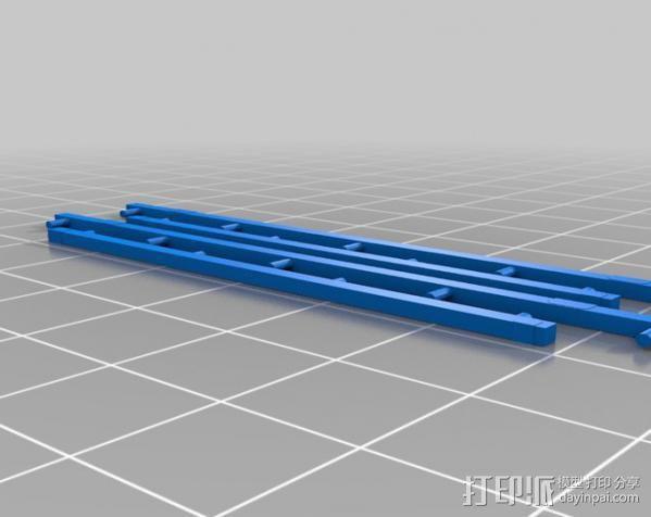 棉花糖沙发 3D模型  图4