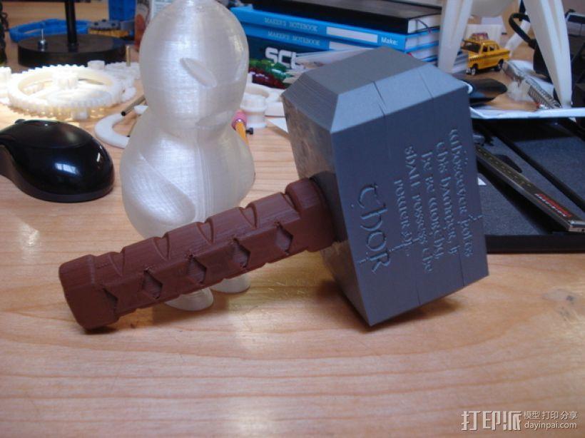 雷神之锤 3D模型  图13