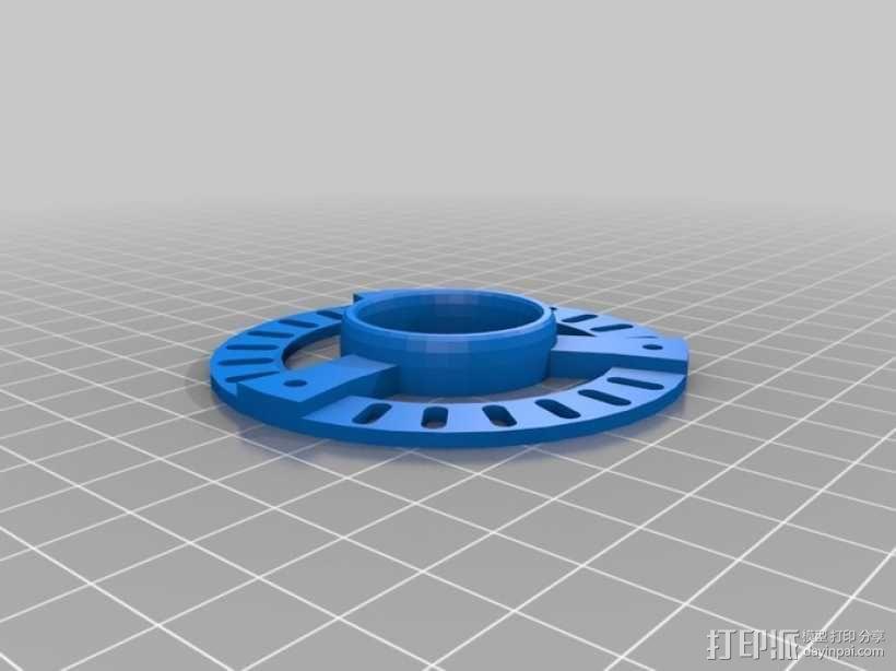 方舟反应炉 3D模型  图1