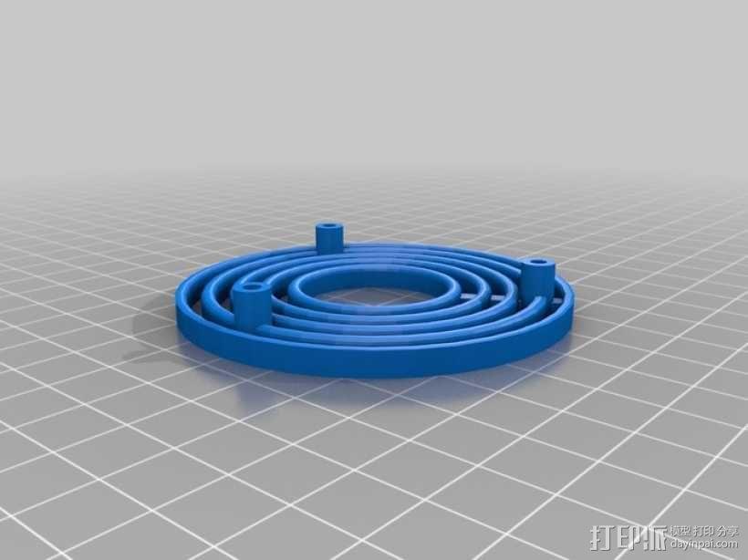方舟反应炉 3D模型  图2