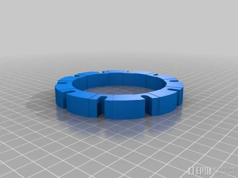 方舟反应炉 3D模型  图4