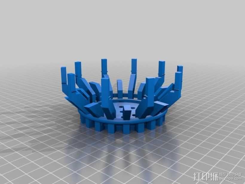 方舟反应炉 3D模型  图5