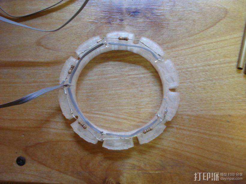 方舟反应炉 3D模型  图8