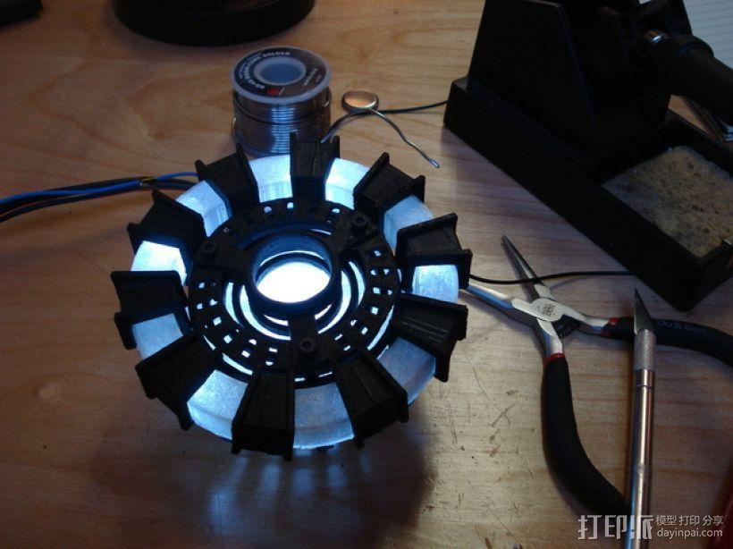 方舟反应炉 3D模型  图7