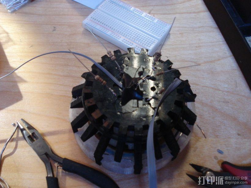 方舟反应炉 3D模型  图9