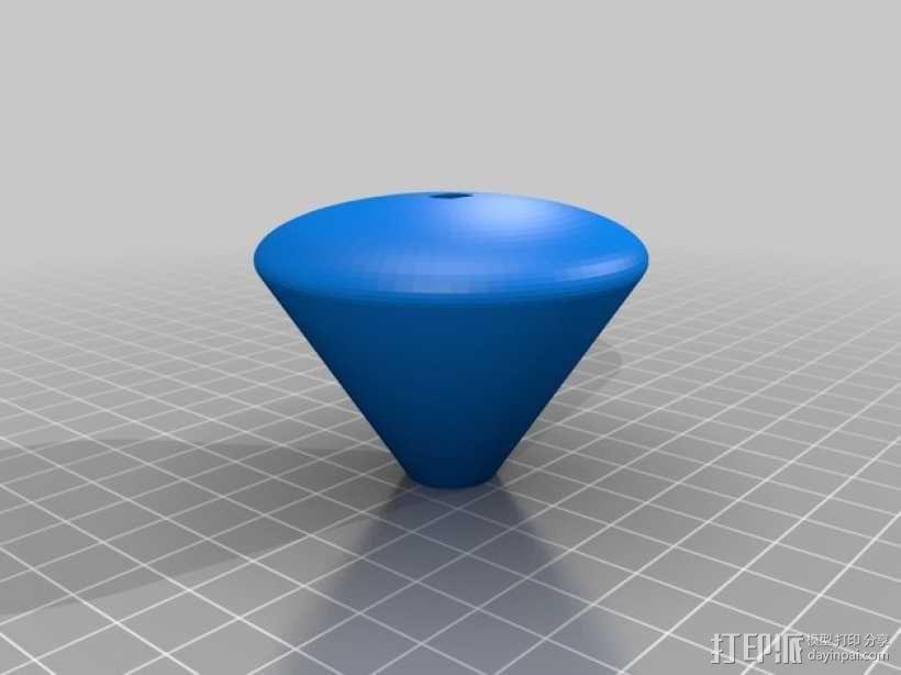 阿波罗计划:载人飞船 3D模型  图9