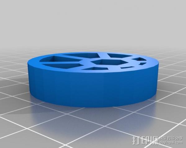 转子发动机 3D模型  图5