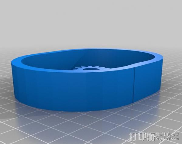 转子发动机 3D模型  图6