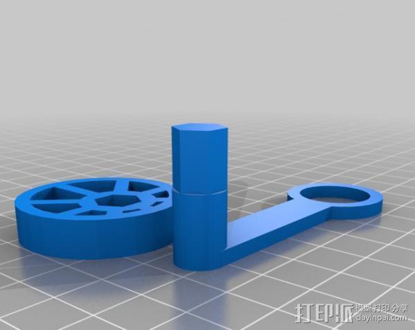 转子发动机 3D模型  图7