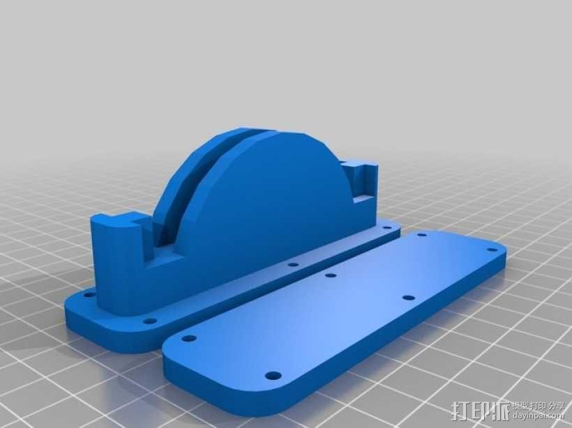链锯 3D模型  图2