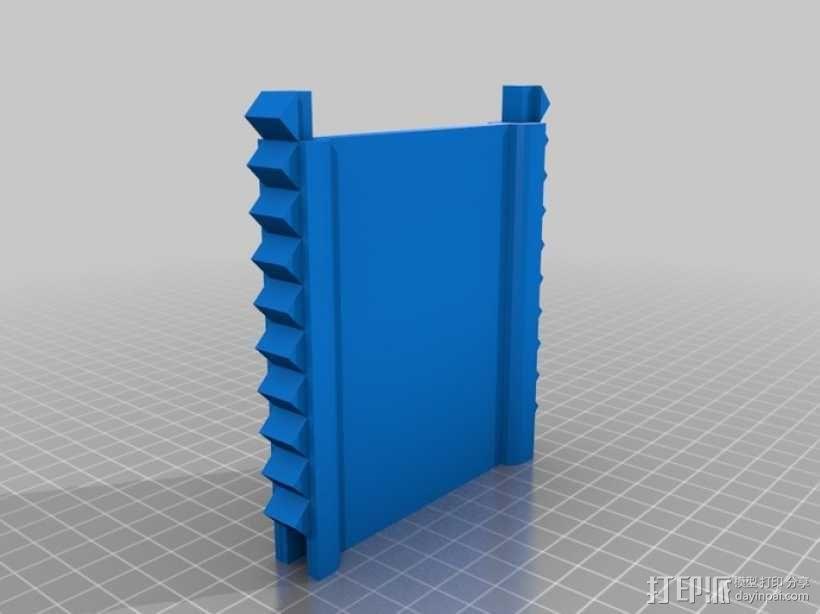 链锯 3D模型  图6
