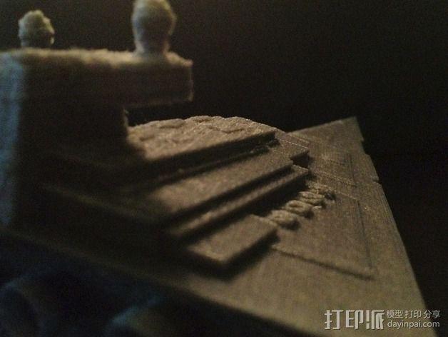 星际驱逐舰 3D模型  图5