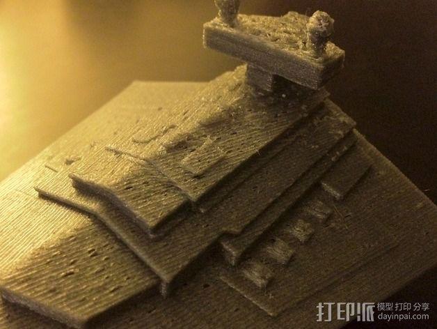星际驱逐舰 3D模型  图4