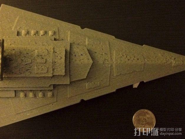 星际驱逐舰 3D模型  图3