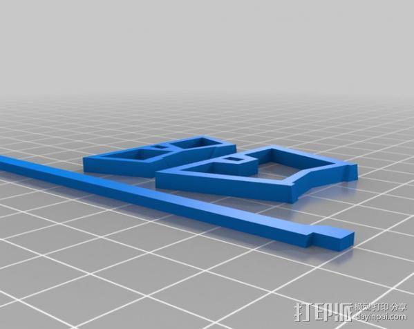 星际驱逐舰 3D模型  图7