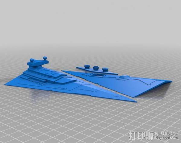 星际驱逐舰 3D模型  图6
