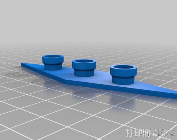 星际驱逐舰 3D模型  图10