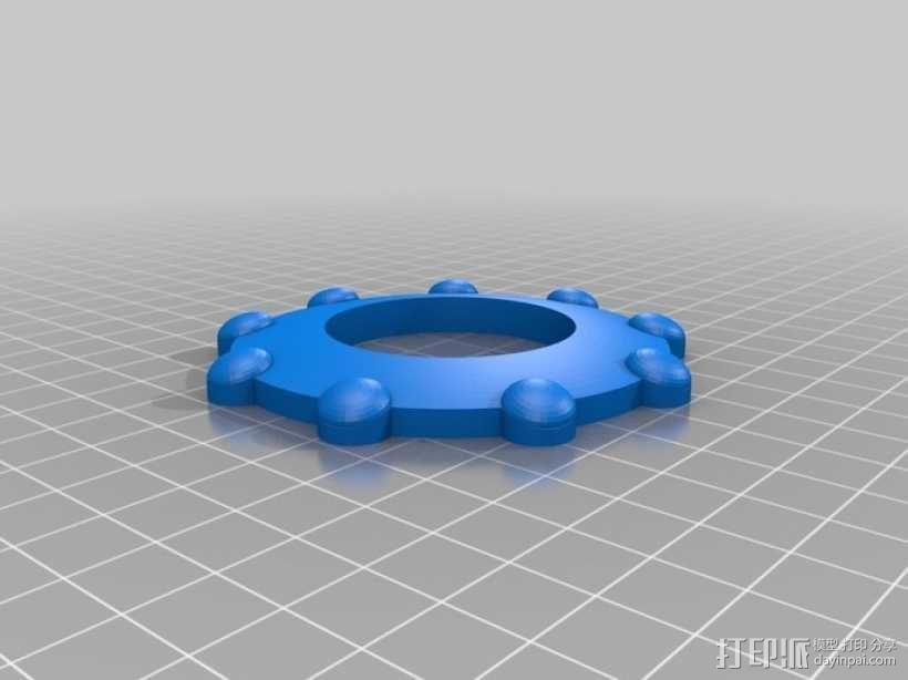 外星人 飞碟 3D模型  图6