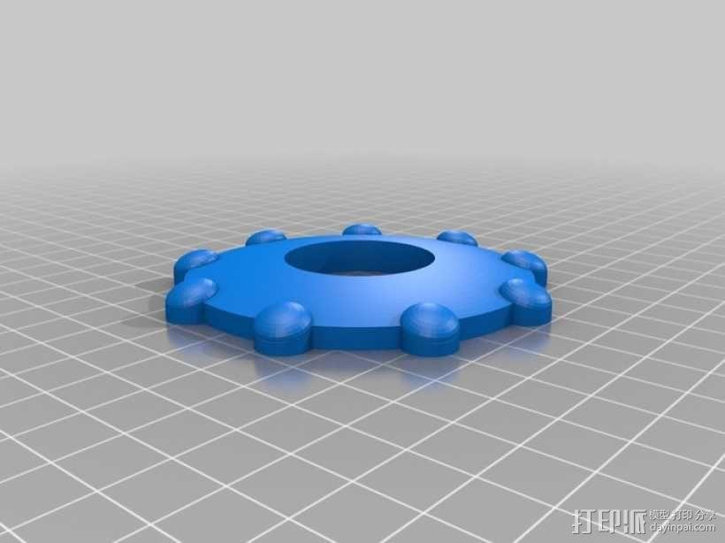 外星人 飞碟 3D模型  图9