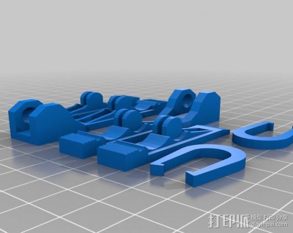 Makerbot机器人 3D模型  图1