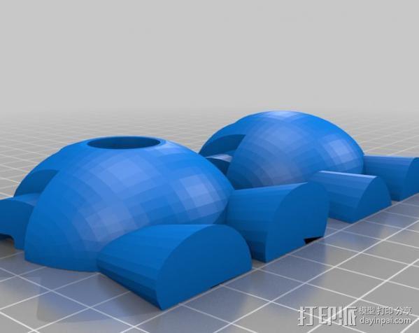 Makerbot机器人 3D模型  图6