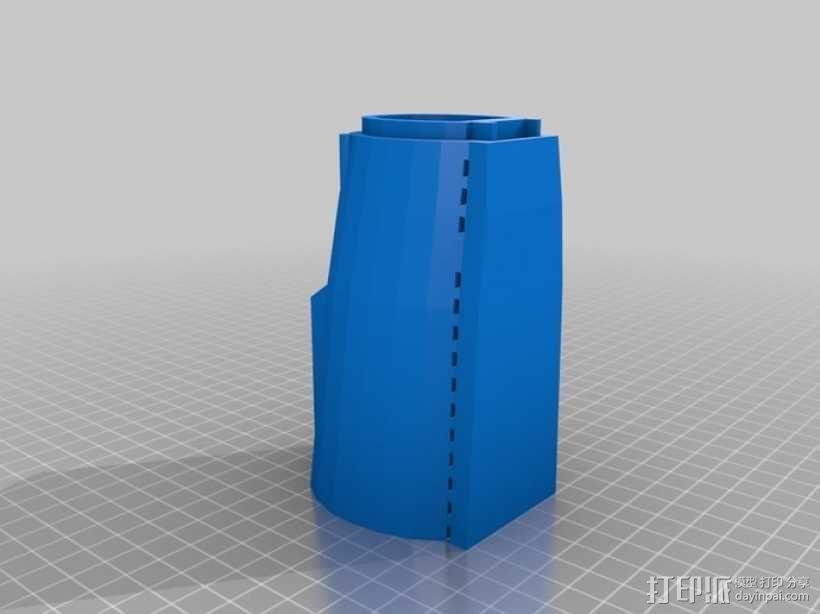 U型潜水艇 3D模型  图9