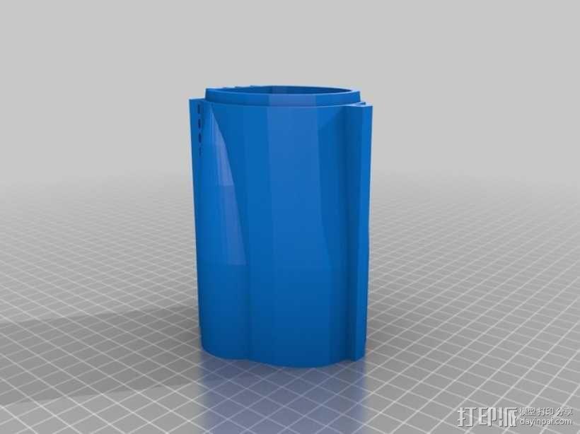 U型潜水艇 3D模型  图8
