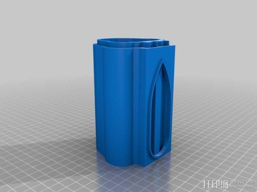 U型潜水艇 3D模型  图11