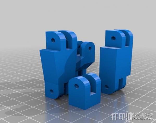 机器人联盟 3D模型  图2