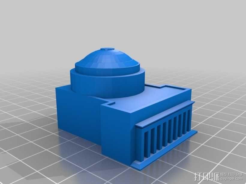 MIT建筑 3D模型  图2