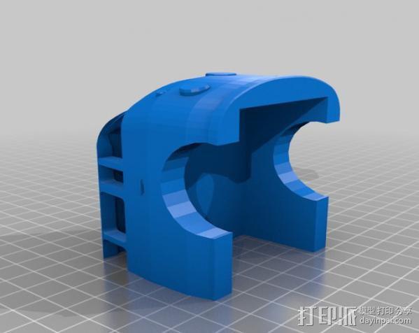 VW公共汽车 3D模型  图5