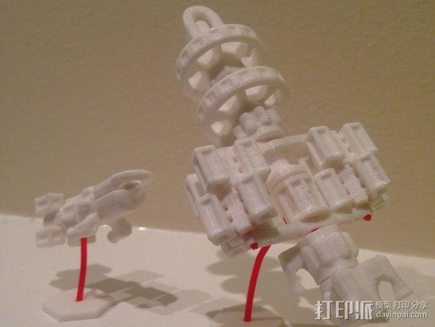 造船 启动器 3D模型  图10