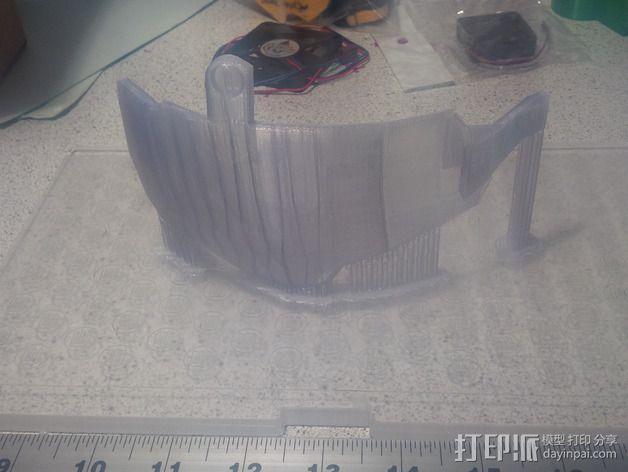 《光晕(halo)》头盔 3D模型  图19