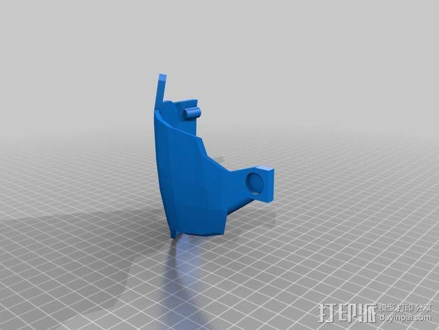 《光晕(halo)》头盔 3D模型  图18