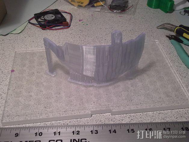 《光晕(halo)》头盔 3D模型  图23