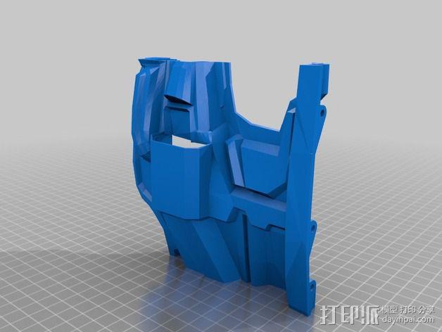 《光晕(halo)》头盔 3D模型  图43