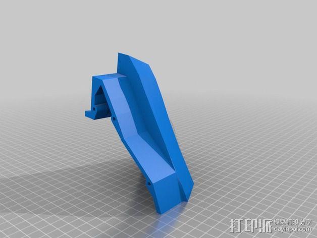 《光晕(halo)》头盔 3D模型  图55